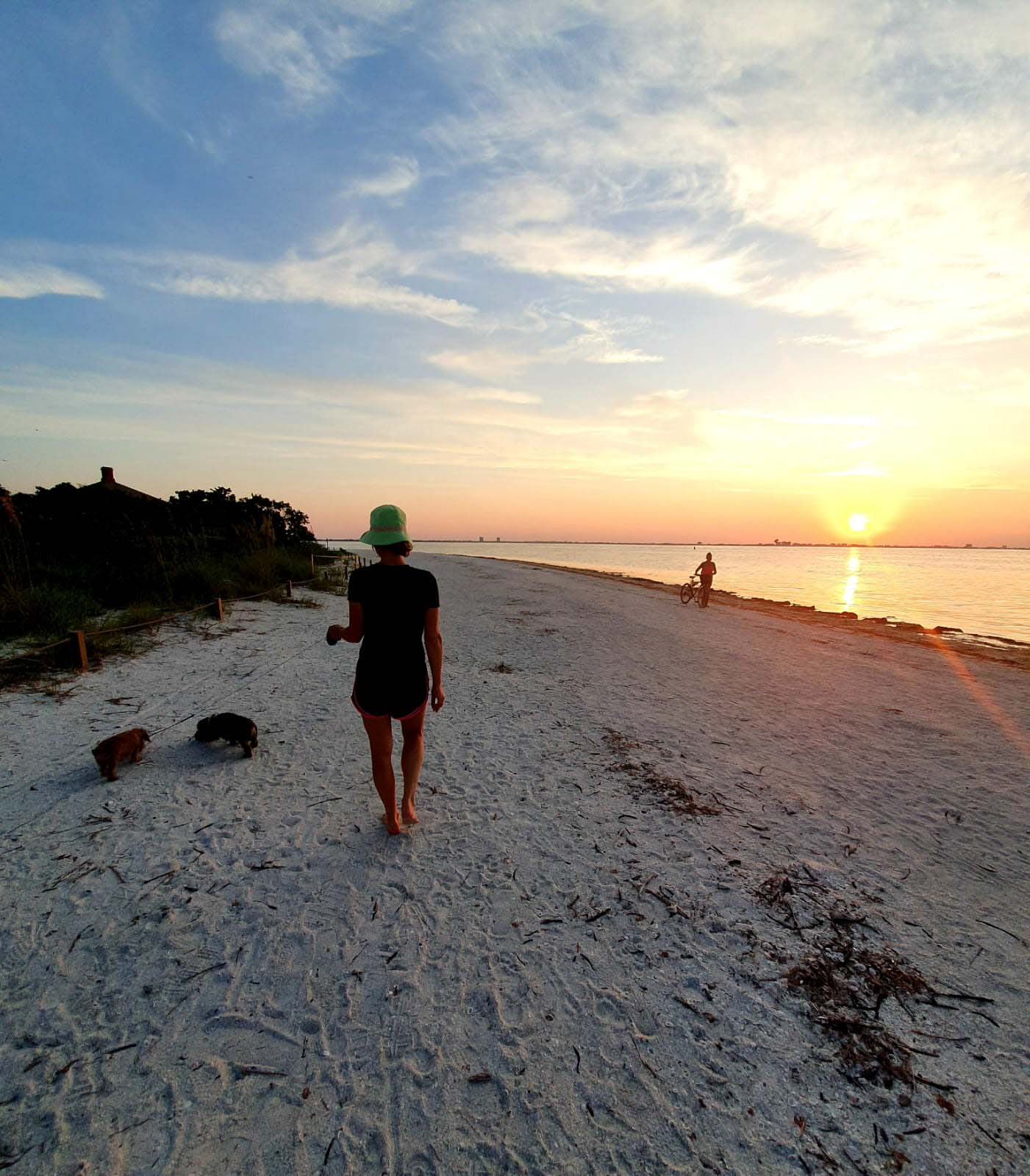 Sonnenuntergang bei Florida